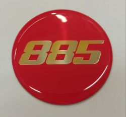 "Emblem/69mm/Suora Classic RS 17"""